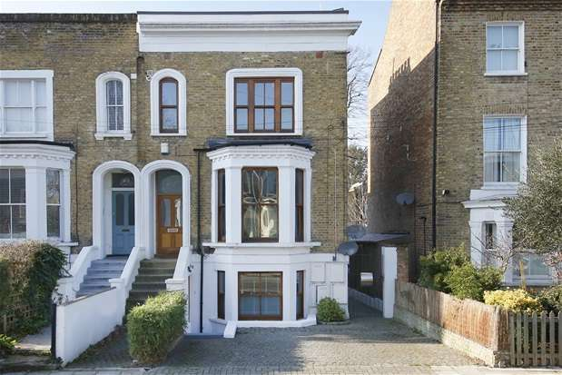 1 Bedroom Flat for sale in Shakespeare Road, Herne Hill