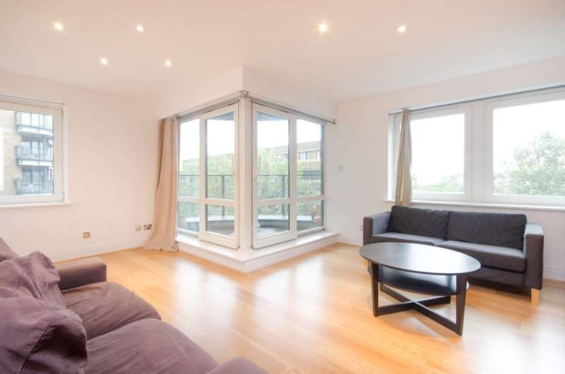 2 Bedrooms Flat for sale in Beckford Close, Kensington, W14