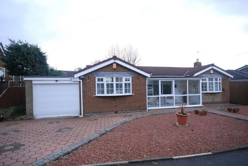 2 Bedrooms Bungalow for sale in The Springs, Birtley