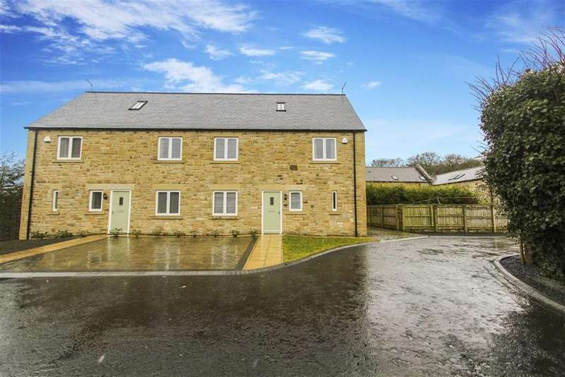 4 Bedrooms Semi Detached House for sale in Dukes Meadow, Backworth, Tyne And Wear