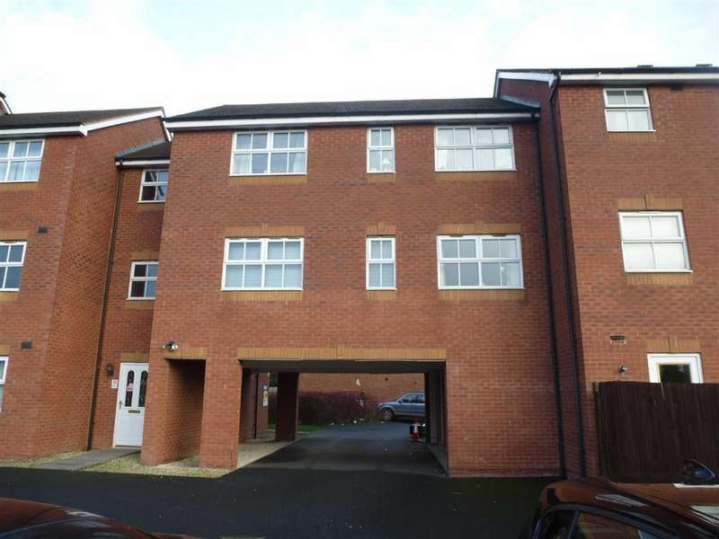 2 Bedrooms Flat for sale in Huskinsons Drive, Hereford