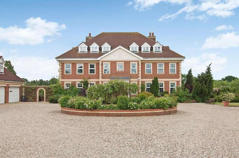 9 Bedrooms Detached House for sale in Stebbing, Dunmow