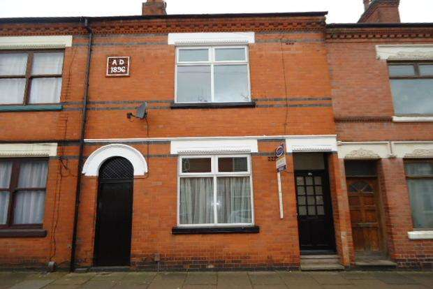 3 Bedrooms Terraced House for sale in Tyrrell Street, Newfoundpool, Leicester, LE3