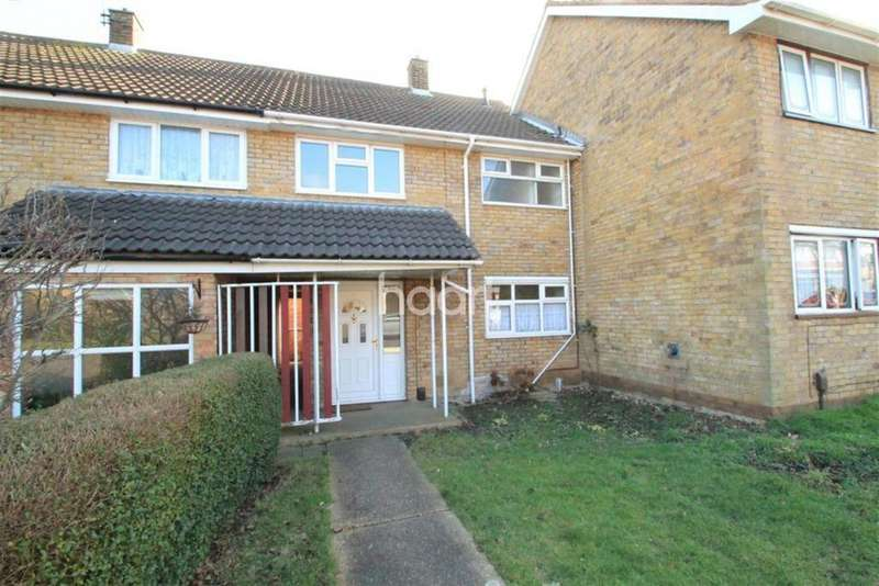 3 Bedrooms Terraced House for rent in The Hatherley