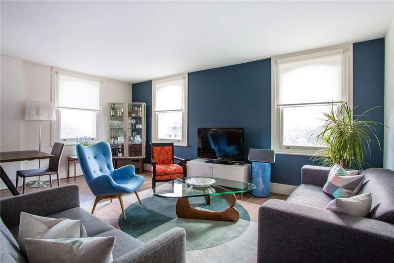2 Bedrooms Flat for sale in Porchester Road, London