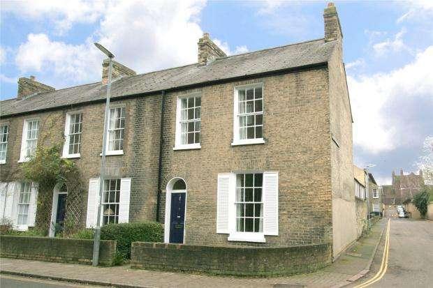 4 Bedrooms Terraced House for rent in Tennis Court Road, Cambridge