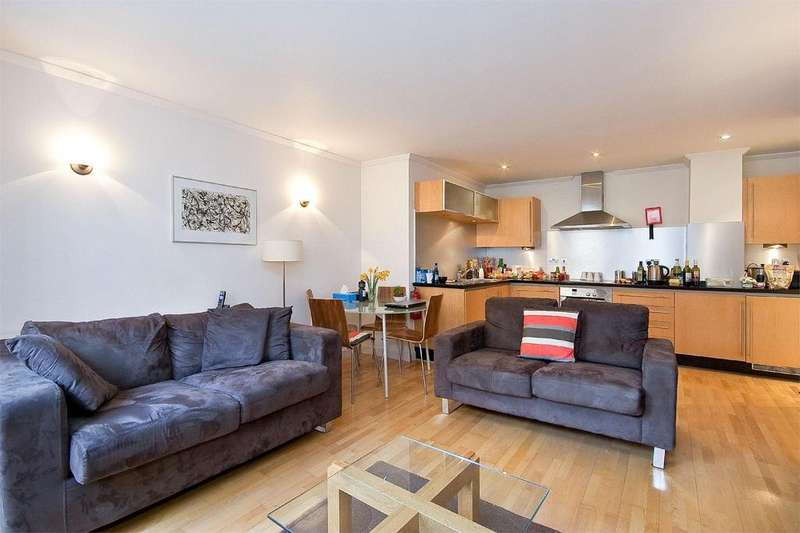 2 Bedrooms Flat for rent in High Holborn, WC1V