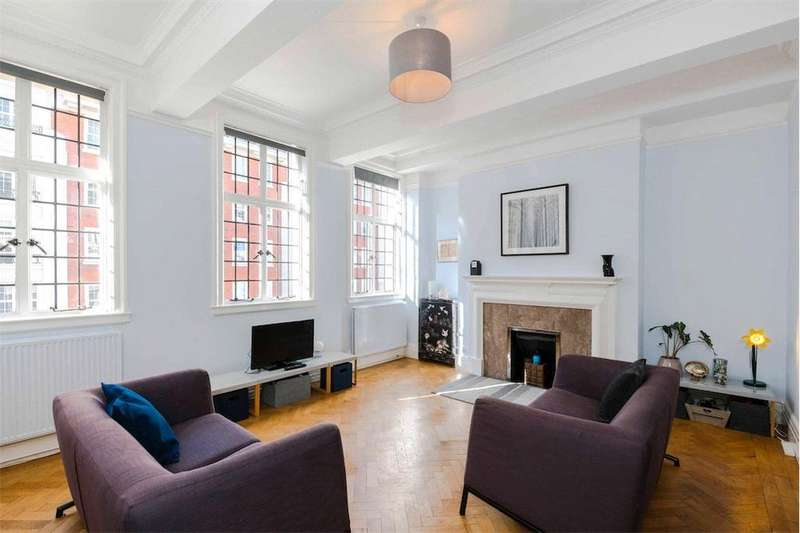 4 Bedrooms Apartment Flat for sale in Baker Street, Marylebone, NW1