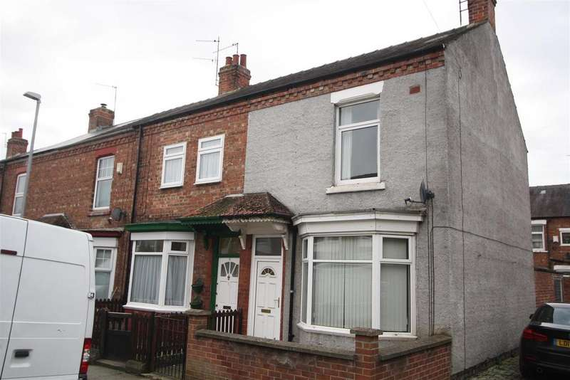 2 Bedrooms End Of Terrace House for sale in Acacia Street, Darlington