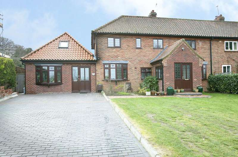 4 Bedrooms Semi Detached House for sale in Low Road, Keswick