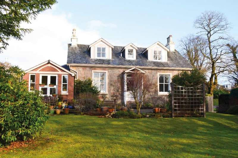5 Bedrooms Detached House for sale in Glasgow Street, Helensburgh, Argyll Bute, G84 8DA