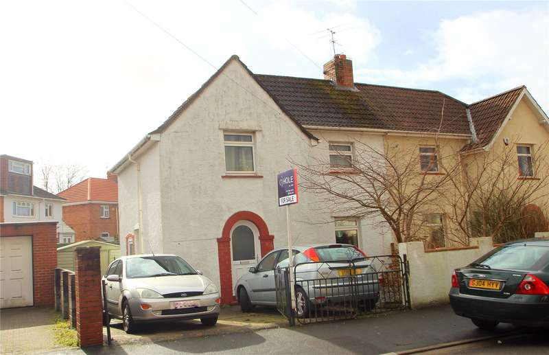 3 Bedrooms Semi Detached House for sale in Sidmouth Road Bedminster BRISTOL BS3