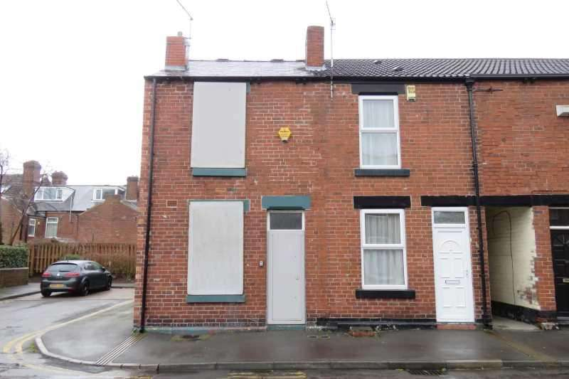 2 Bedrooms Terraced House for sale in Lancing Road, Sheffield, S2 4ET