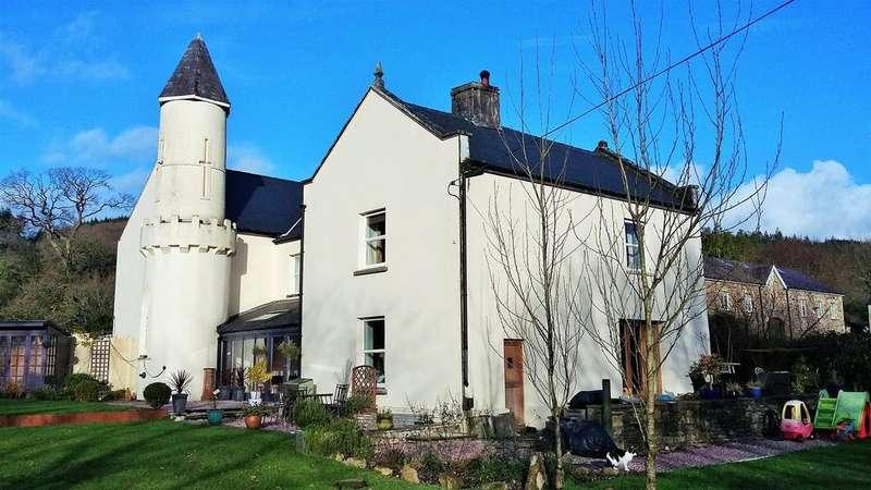 4 Bedrooms House for sale in Llanllawddog, Carmarthen