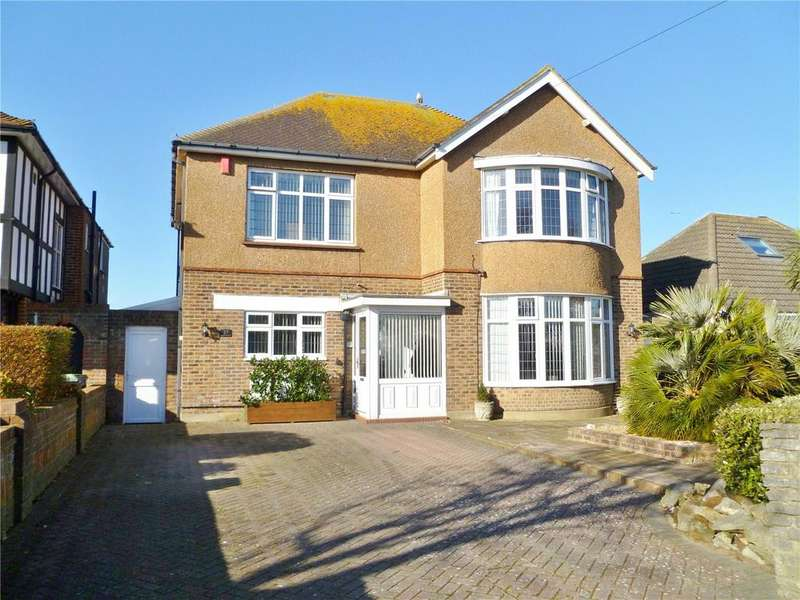 5 Bedrooms Detached House for sale in Wallace Avenue, Worthing, West Sussex, BN11