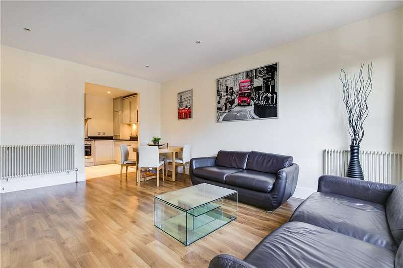 3 Bedrooms Flat for rent in Pimlico Place, Guildhouse Street, Pimlico, London