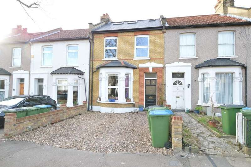 3 Bedrooms Terraced House for sale in Grangehill Road, Eltham SE9