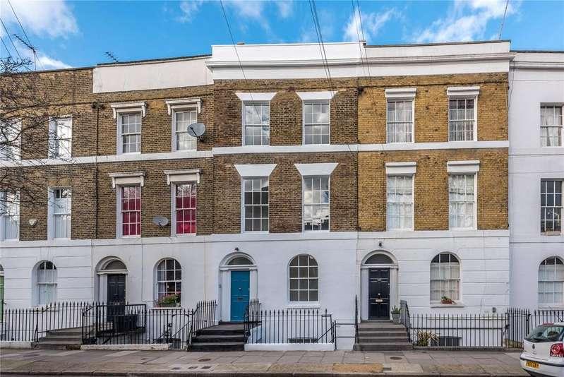 3 Bedrooms Flat for sale in Noel Road, Islington, London, N1