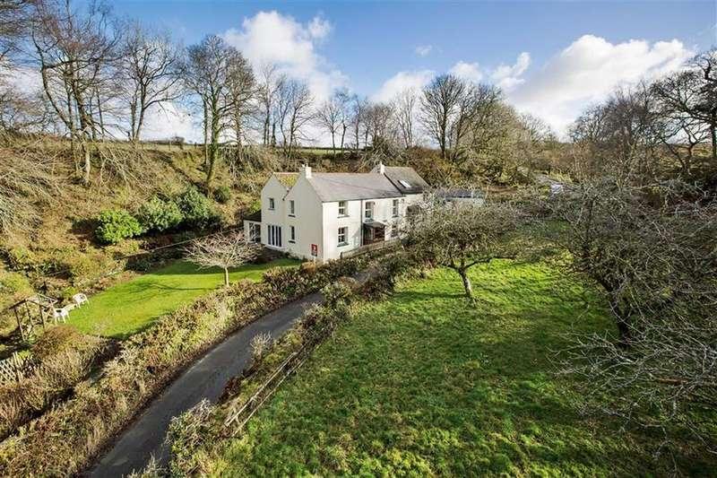6 Bedrooms Detached House for sale in Yelverton, Devon, PL20