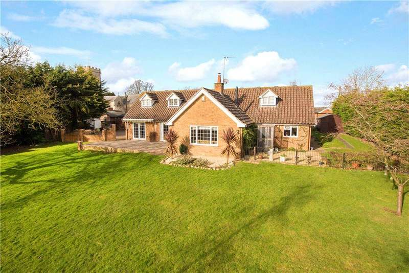 5 Bedrooms Detached House for sale in Church Lane, Tingewick, Buckinghamshire