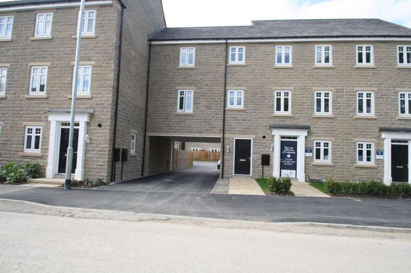 2 Bedrooms Town House for rent in MILL WAY, OTLEY, LS21 1FE