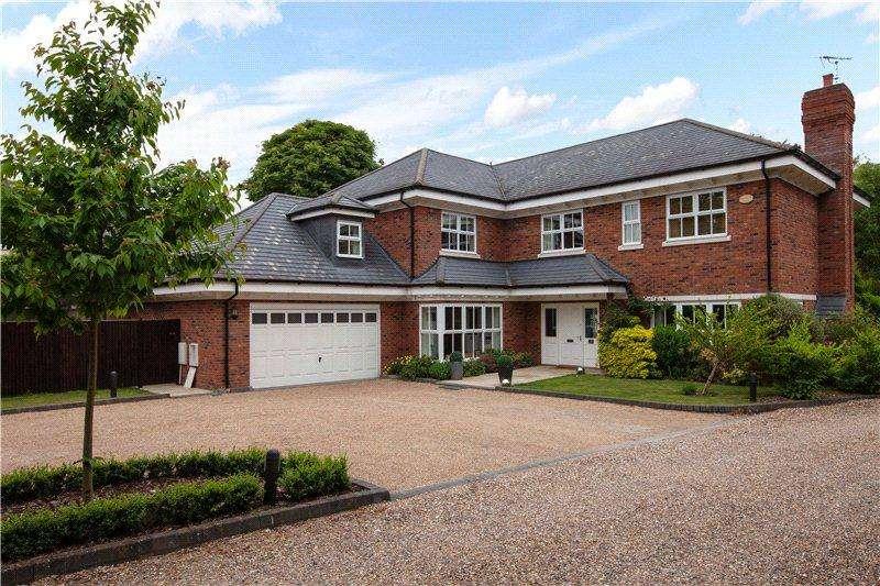 6 Bedrooms Detached House for sale in Dunboyne Place, Old Windsor, Windsor, Berkshire, SL4