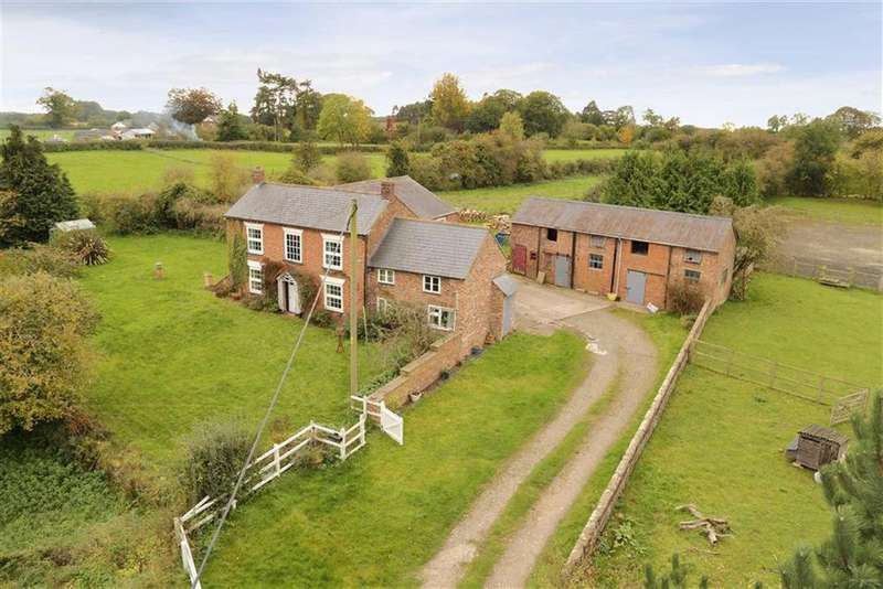 6 Bedrooms Detached House for sale in Welshampton, Ellesmere, SY12