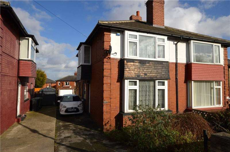 3 Bedrooms Semi Detached House for sale in South End Avenue, Leeds, West Yorkshire