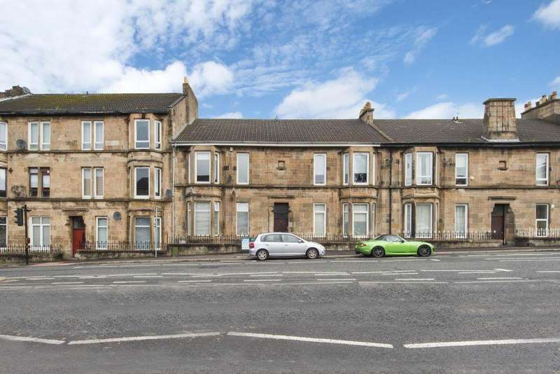 2 Bedrooms Ground Flat for sale in 0/1, 45 Glasgow Road, Cambuslang, Glasgow, G72 7DW