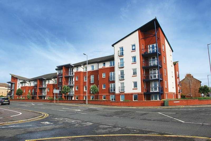 1 Bedroom Apartment Flat for sale in 58 Sanderling View, Troon, KA10 6LU