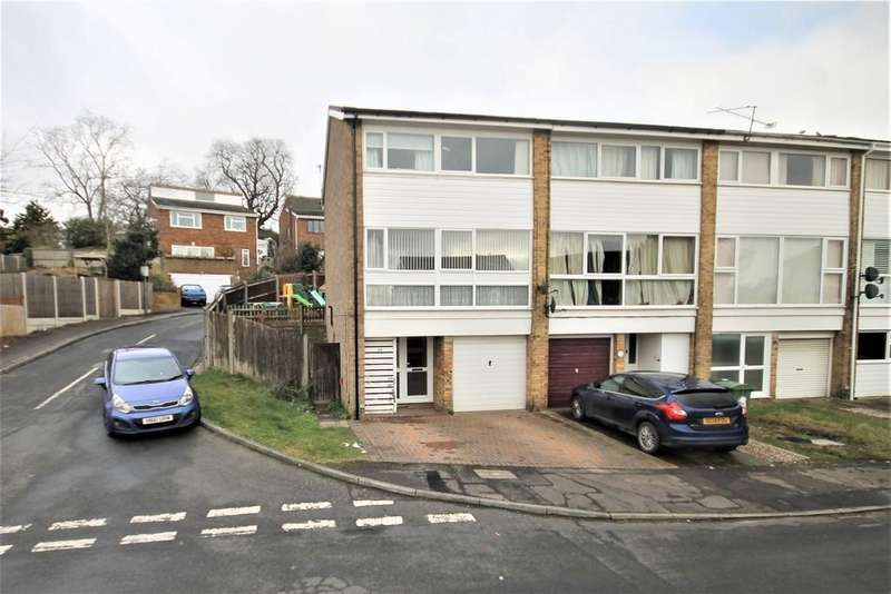 3 Bedrooms Town House for sale in Maidstone, Kent
