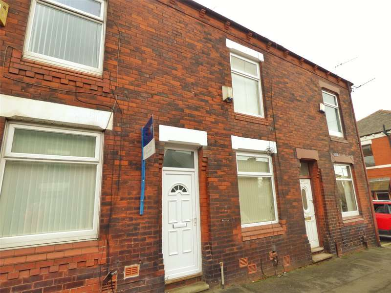 2 Bedrooms Terraced House for sale in Hollins Road, Oldham, Greater Manchester, OL8