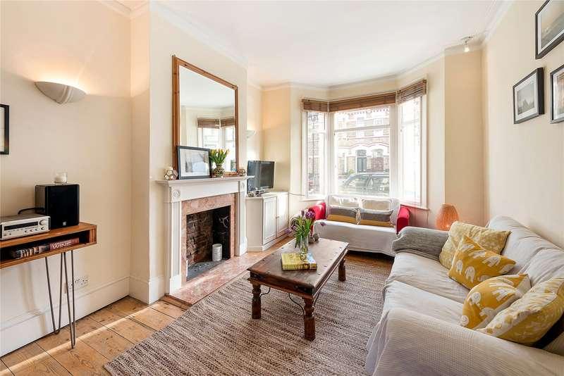 3 Bedrooms Terraced House for sale in Nepaul Road, Battersea, London, SW11