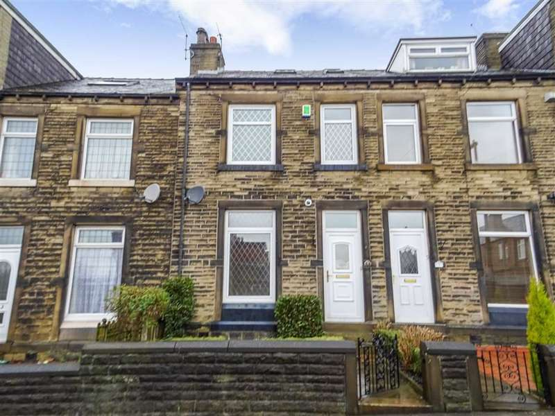 3 Bedrooms Terraced House for sale in Dudley Avenue, Marsh, Huddersfield