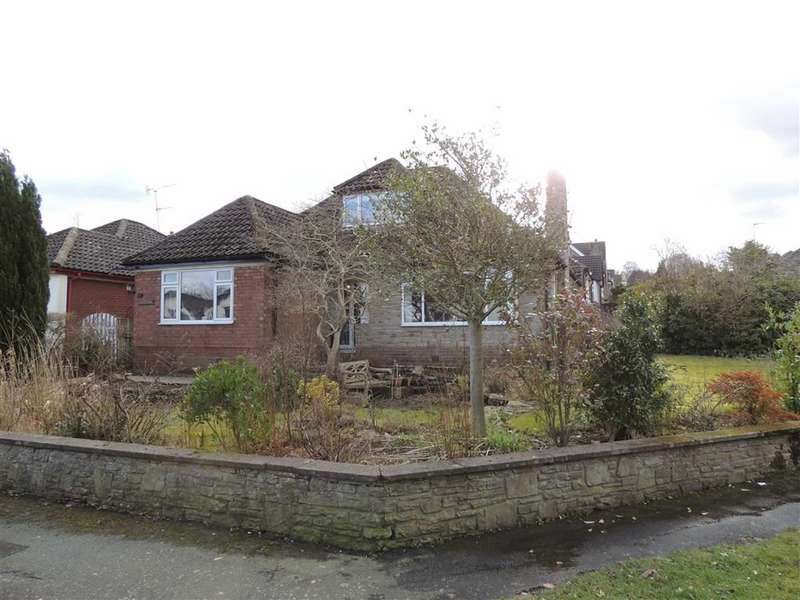 3 Bedrooms Detached Bungalow for sale in The Ridgeway, Disley, Stockport