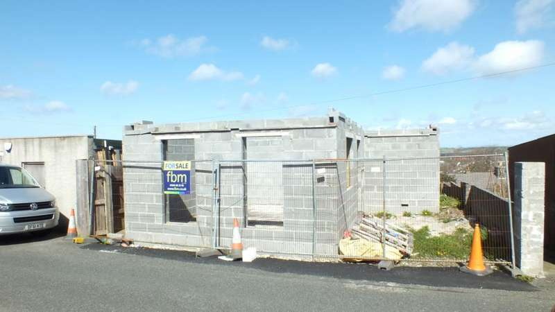 2 Bedrooms Land Commercial for sale in Part Constructed Property To Re, Milton Terrace, Pembroke Dock, Pembrokeshire
