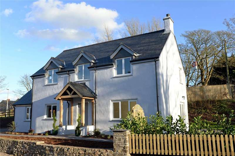 4 Bedrooms Detached House for sale in Pilgrims, Lamphey, Pembroke, Pembrokeshire