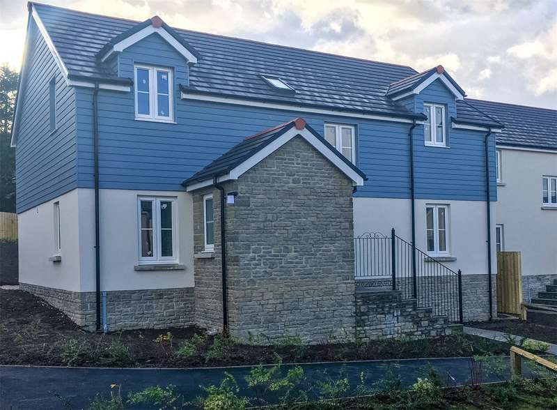 4 Bedrooms Detached House for sale in Cillgeran (Plot 25), Green Meadows Park, Narberth Road, Tenby