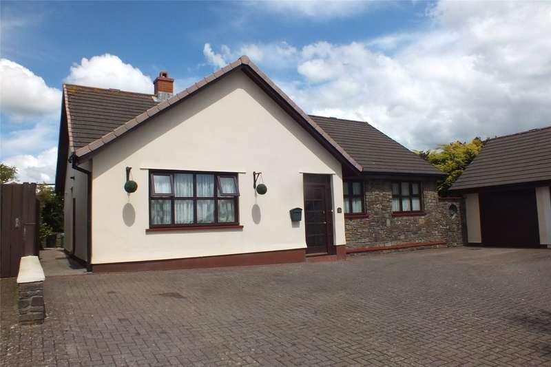 3 Bedrooms Detached Bungalow for sale in Swallowdale, Saundersfoot, Pembrokeshire