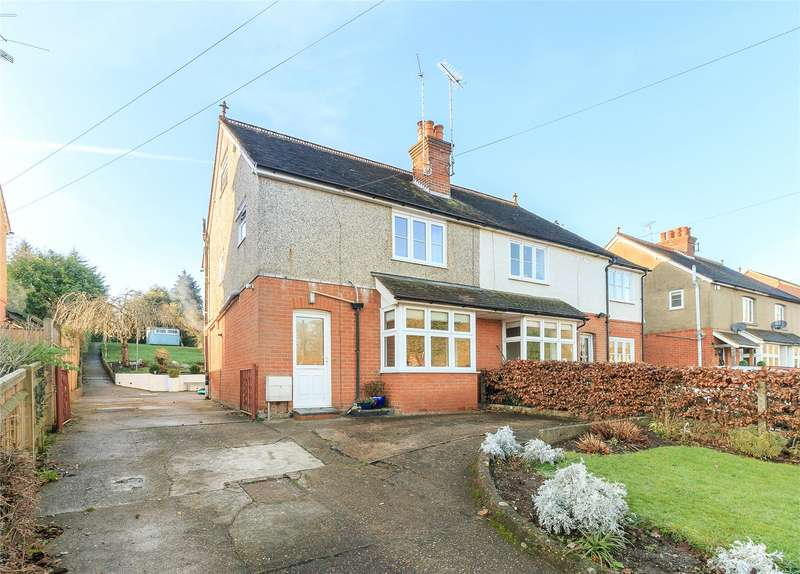3 Bedrooms Semi Detached House for sale in Peppard Road, Sonning Common, Berkshire, RG4