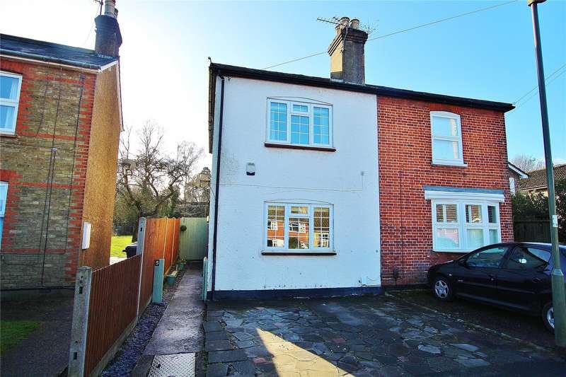 2 Bedrooms House for sale in Connaught Road, Brookwood, Woking, Surrey, GU24