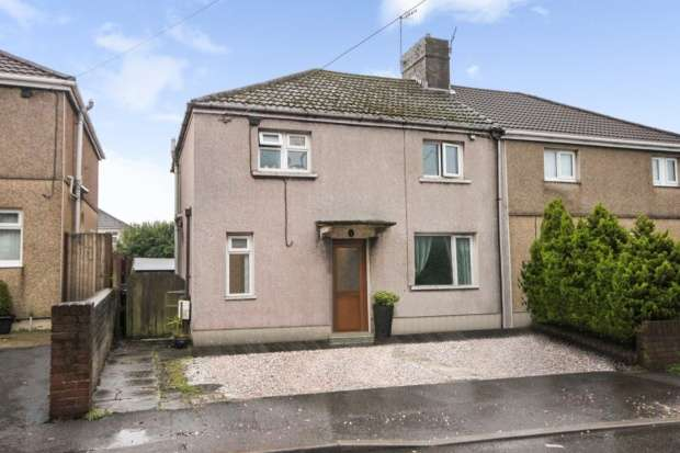 3 Bedrooms Semi Detached House for sale in Morfa Avenue, Port Talbot, West Glamorgan, SA13 2LR