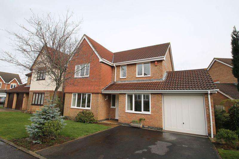 4 Bedrooms Detached House for rent in Nightingale Rise, Portishead