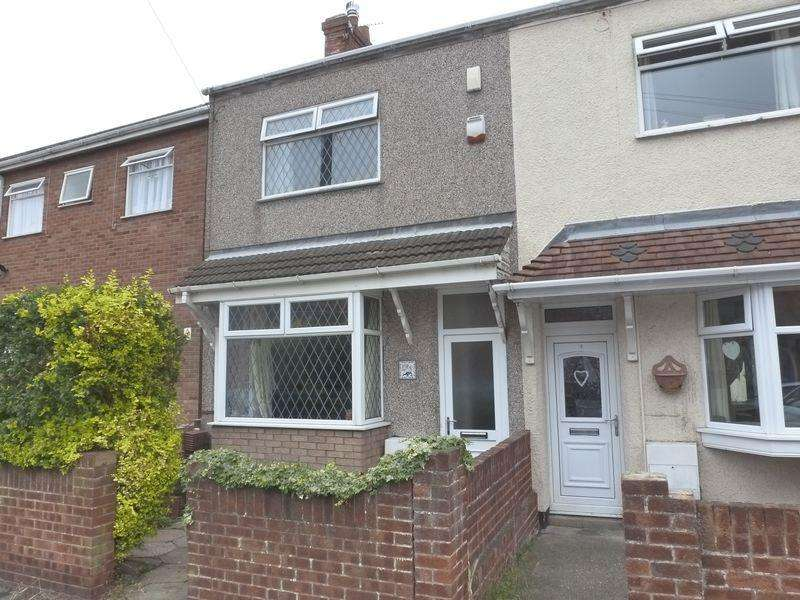 3 Bedrooms Terraced House for rent in Hart Street, Cleethorpes