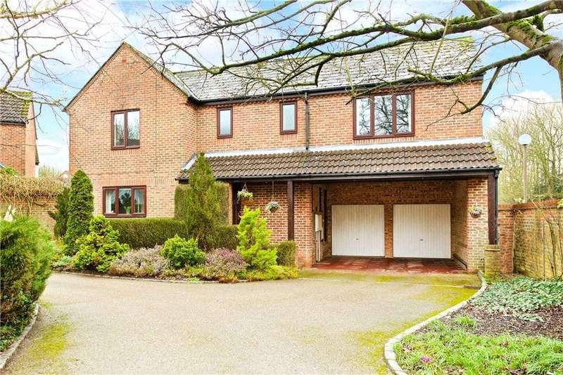 5 Bedrooms Detached House for sale in High Street, Great Linford Village, Milton Keynes, Buckinghamshire
