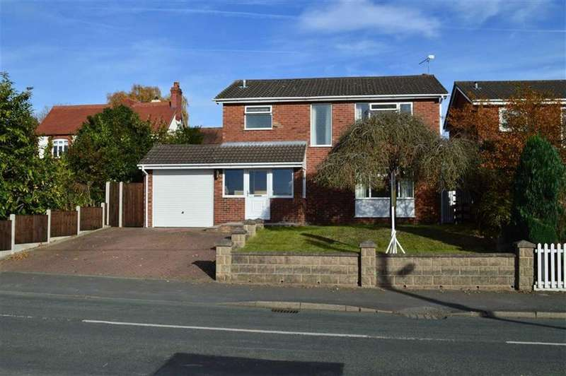 4 Bedrooms Detached House for rent in Main Road, Wybunbury, Nantwich