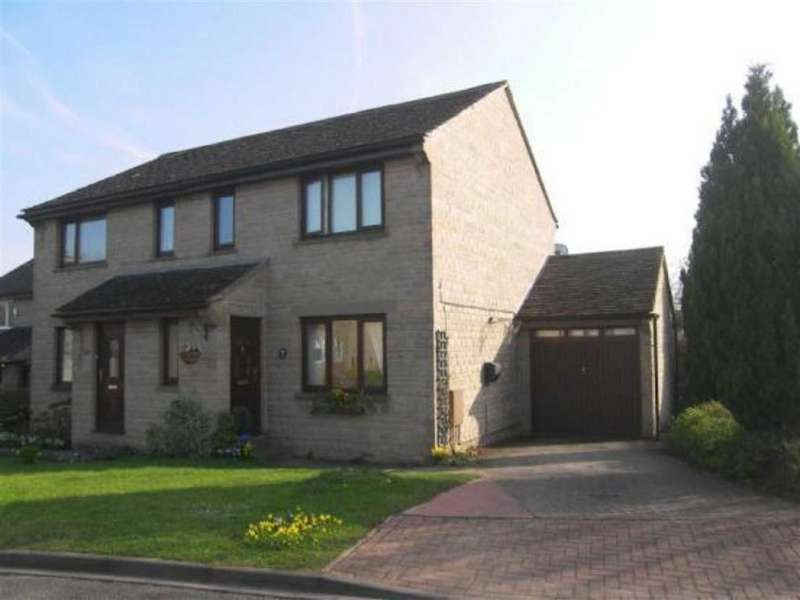 3 Bedrooms Semi Detached House for rent in Gower Road, Richmond, North Yorkshire