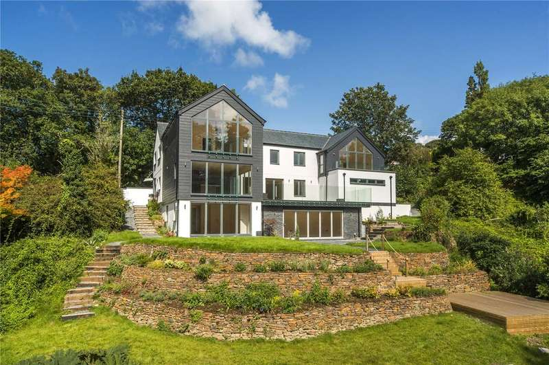 4 Bedrooms Detached House for sale in Pill Lane, Feock, Near Truro, South Cornwall, TR3