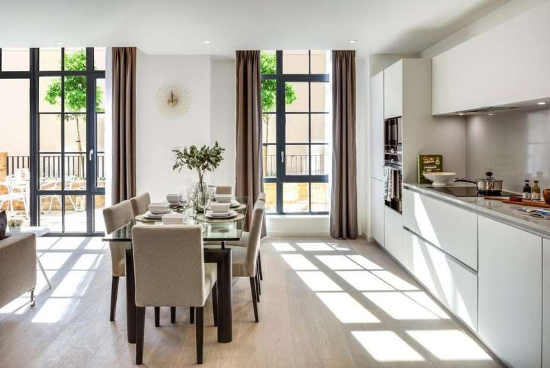 3 Bedrooms Flat for sale in Valentine Place, London, SE1