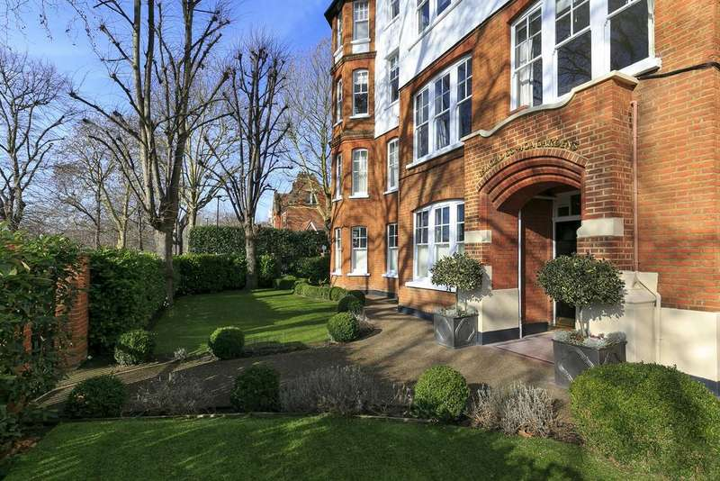2 Bedrooms Flat for sale in Esmond Gardens, South Parade, London